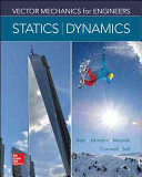 Book Cover for Vector Mechanics For Engineers Statics and Dynamics