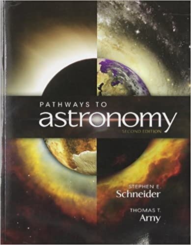 Book Cover for Pathways to Astrono…