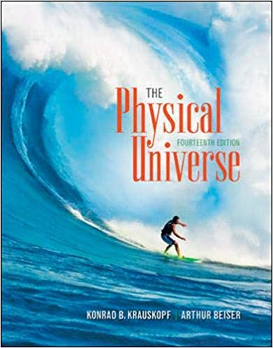 Book Cover for The Physical Univer…