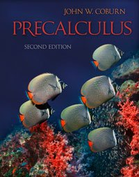 Book Cover for Precalculus 2nd