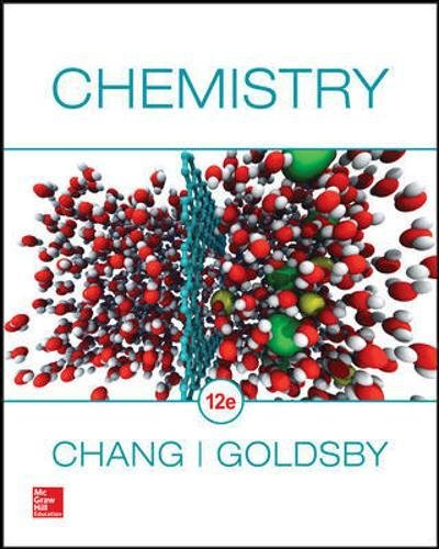 Book Cover for Chemistry 12th