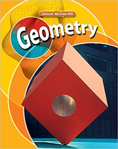 Book Cover for Glencoe Geometry