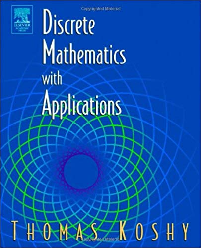 Book Cover for Discrete Mathematics with Applications