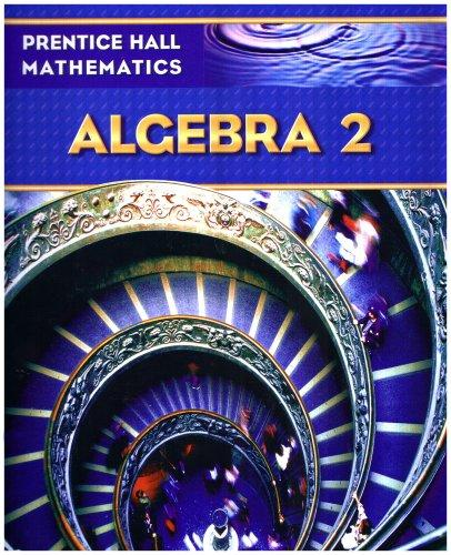 Book Cover for Algebra 2