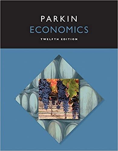 Book Cover for Economics 12th