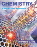 Book Cover for Chemistry A Molecul…