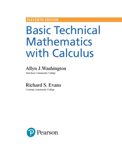 Book Cover for Basic Technical Mat…