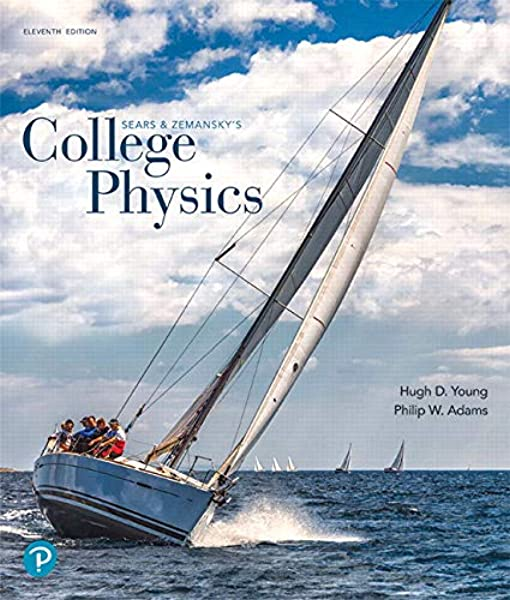 Book Cover for College Physics 11th