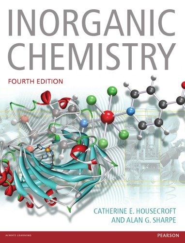 Book Cover for Inorganic Chemistry…
