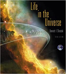 Book Cover for Life in the Univers…