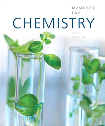 Book Cover for Chemistry 2012