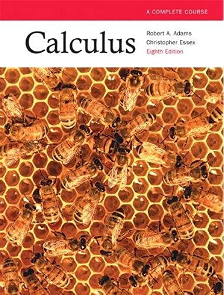Book Cover for Calculus A Complete…