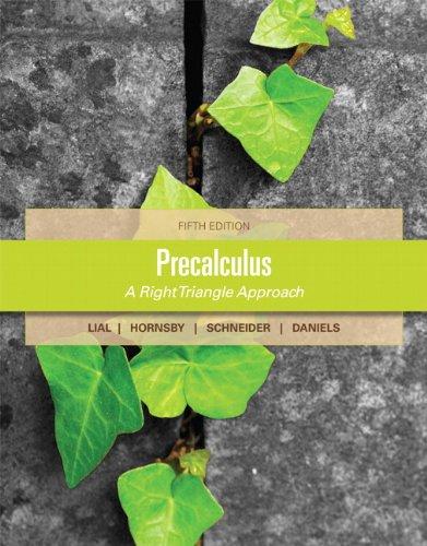 Book Cover for Precalculus 5th
