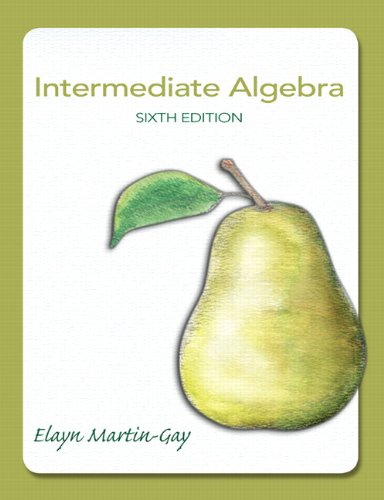 Book Cover for Intermediate Algebr…