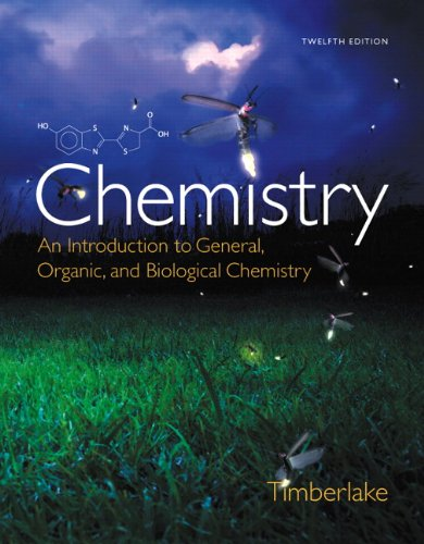 Book Cover for Chemistry: An Intro…