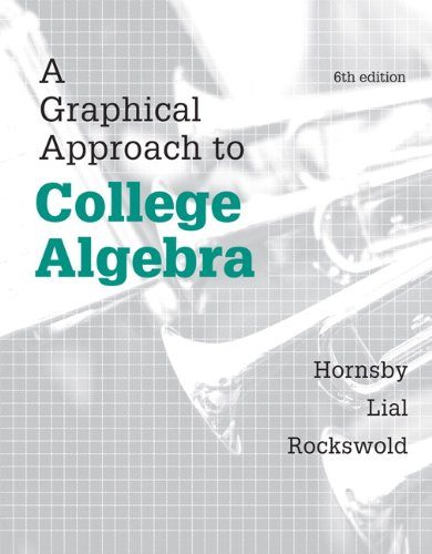 Book Cover for A Graphical Approac…