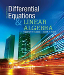Book Cover for Differential Equations and Linear Algebra 4th