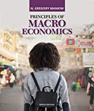 Book Cover for Principles of Macroeconomics 9th