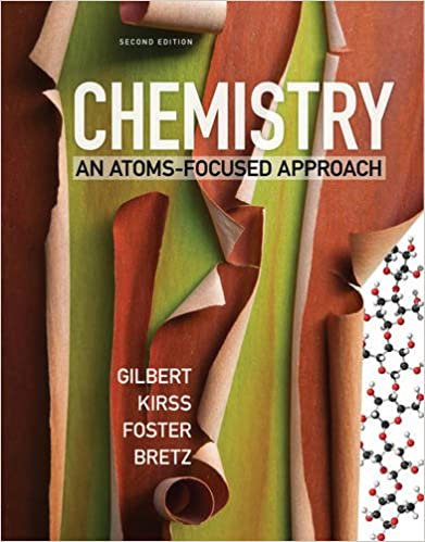 Book Cover for Chemistry: An Atoms…