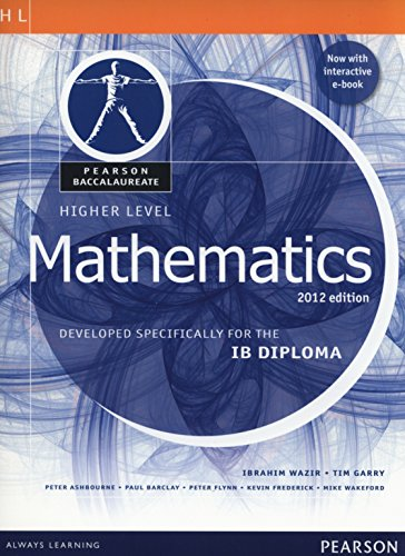 Book Cover for Higher Level Mathem…