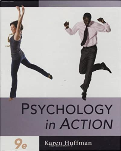 Book Cover for  Psychology in Acti…