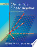Book Cover for Elementary Linear A…