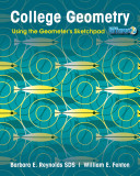 Book Cover for College Geometry 1st