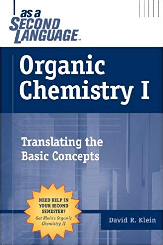 Book Cover for Organic Chemistry as a Language