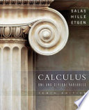 Book Cover for Calculus: One and S…