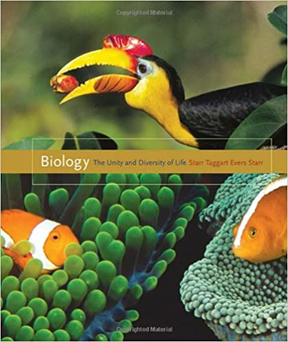 Book Cover for Biology: The Unity …