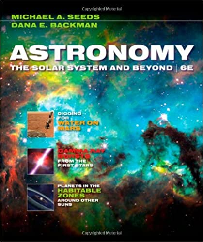 Book Cover for Astronomy: The Sola…
