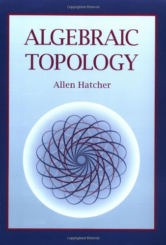 Book Cover for Algebraic Topology