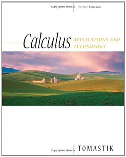 Book Cover for Calculus Applicatio…