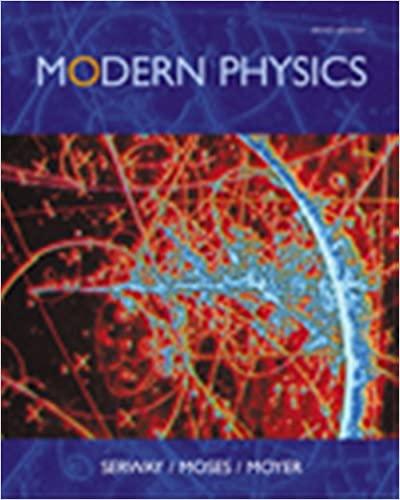 Book Cover for Modern Physics 3rd