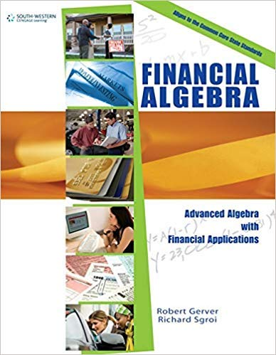 Book Cover for Financial Algebra