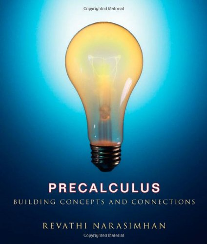 Book Cover for  Precalculus : Buil…