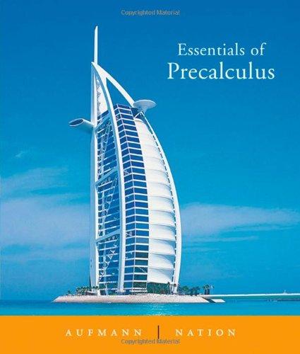 Book Cover for Essentials of Preca…
