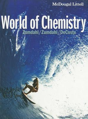 Book Cover for World of Chemistry