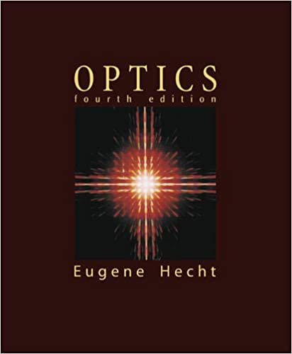 Book Cover for Optics 4th