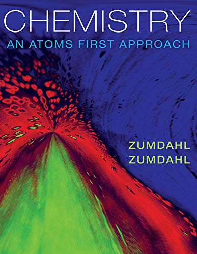 Book Cover for Chemistry An Atoms …