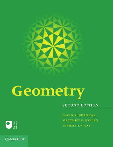 Book Cover for Geometry 2nd