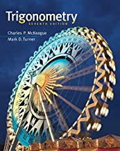 Book Cover for Trigonometry 7th (p…