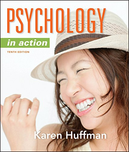 Book Cover for Psychology in Actio…