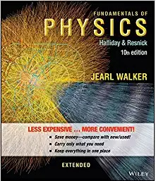 Book Cover for Fundamentals of Physics