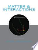 Book Cover for Matter & Interactio…
