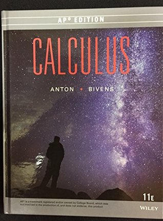 Book Cover for Calculus, AP Edition 11th