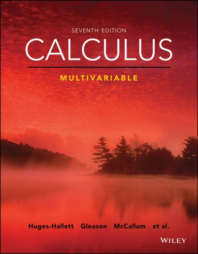 Book Cover for Calculus Multivaria…