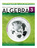 Book Cover for Prealgebra and Intr…