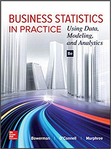 Book Cover for Business Statistics…