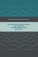 Book Cover for John E. Freund's Ma…